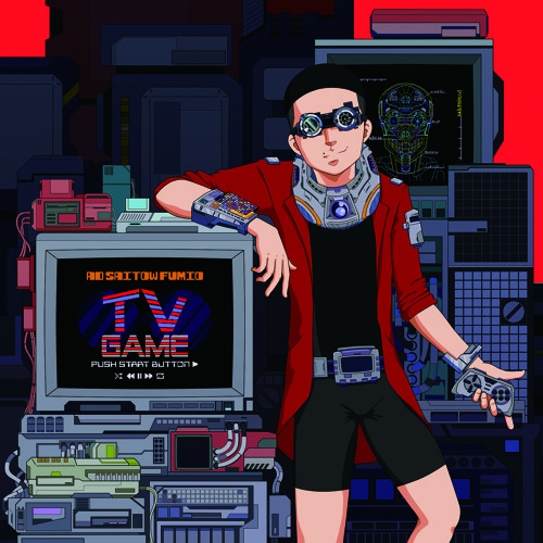 09 Let's FIRE RICE(from TV GAME) / AD Saitow Fumio