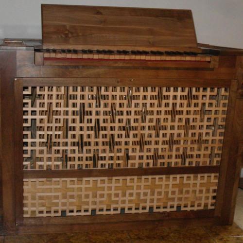 Organo da basso continuo, 2012