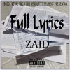 5. Bad Boy - Zaid [Full Lyrics - The Mixtape]