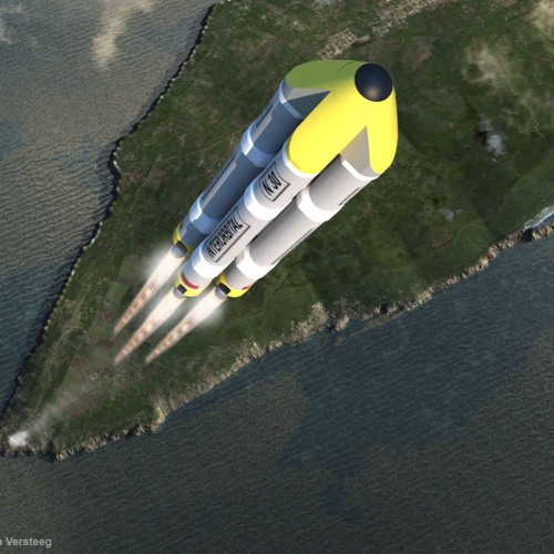 A Little Rocket Company Shoots for the Moon