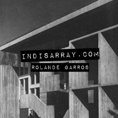 In Disarray 033 - Rolande Garros (tape only mix)