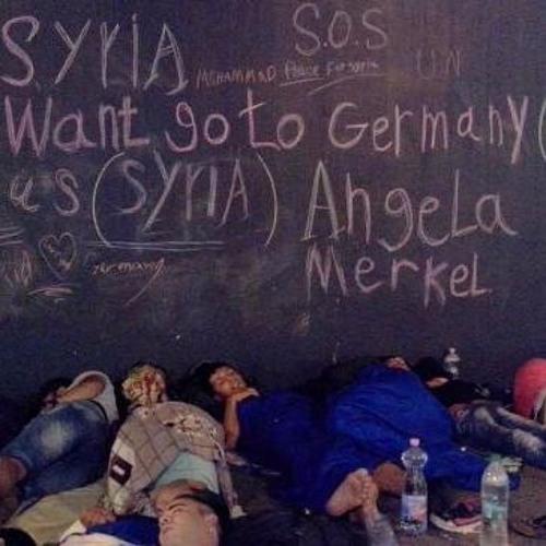 Wo ist Hilfe, wo ist Europa?