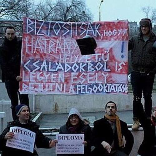 Edina will Ungarn eine Chance geben - Studentenproteste gegen Viktor Orbán
