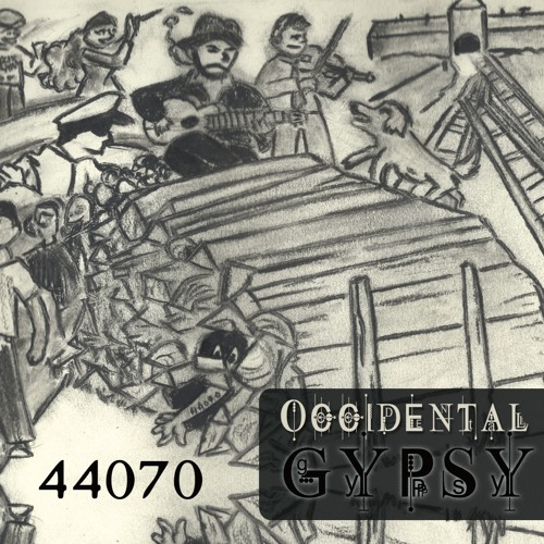 #44070 - Sampler of New CD by Occidental Gypsy (release date: January 2017)