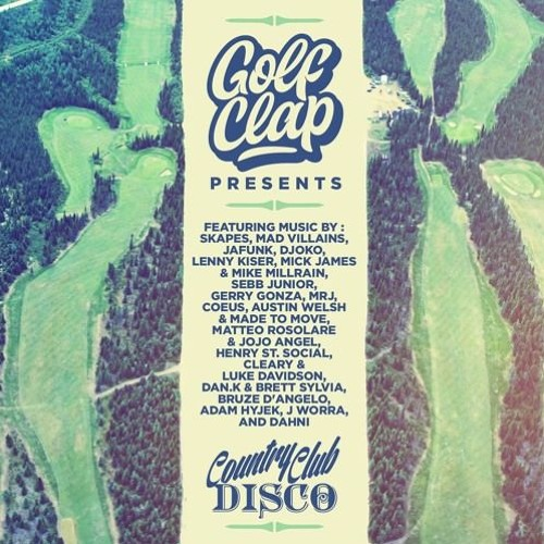 PREMIERE: Cleary & Luke Davidson - Don't Interrupt [Country Club Disco]