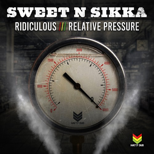 Sweet N Sikka - Ridiculous & Relative Pressure - Natty Dub Recordings - Forthcoming