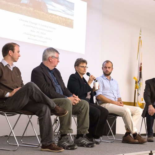 Climate Change in Illinois: A community conversation Nov. 29, 2016 - Complete session
