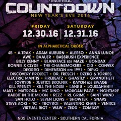 Diplo - Live @ Countdown NYE 2016 (Free Download)