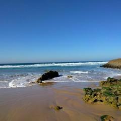 Portugal - Adraga Beach - Inside Cove 02