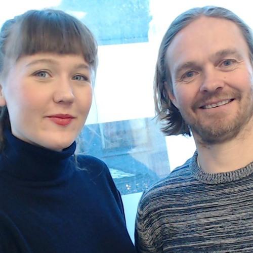 Ernst Eielsen og Marlen Tjøsvoll