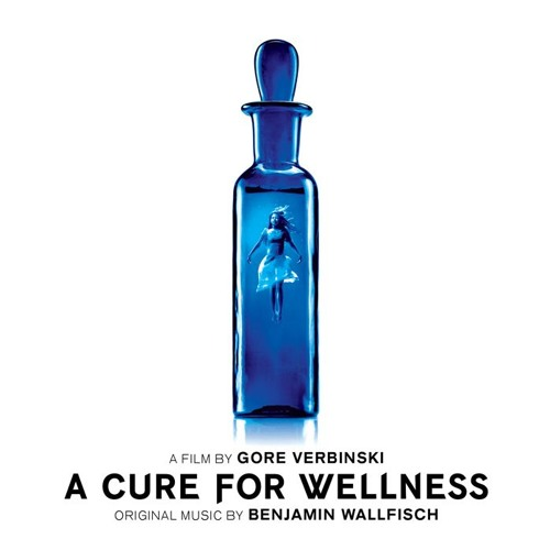 Benjamin Wallfisch - Bicycle (from A Cure For Wellness OST)