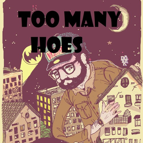 Martz & Emilian Wonk - Too Many Hoes (OUT NOW ON BANDCAMP)