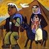 08 Mary's Riding On A Donkey