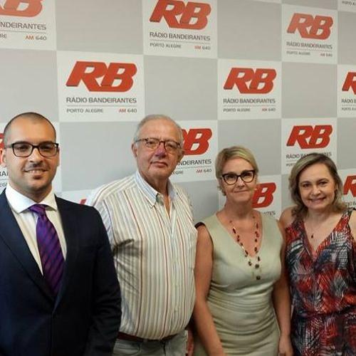 Rádio Livre - 04.01.17 - Riccardi Guimarães, Tânia Grigorieff, Bruno Dornelles e Margrid Sauer