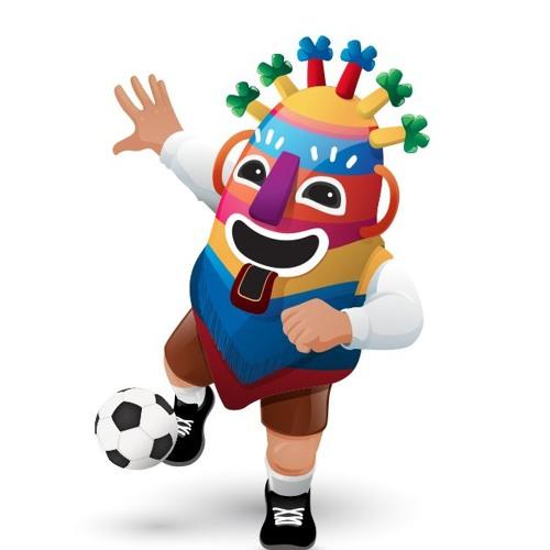 Himno Oficial Sudamericano Sub 20 - Ecuador 2017
