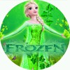 Movement 4 - Frozen - Let It Go & For The First Time DB. Pinang Arum Kejurprov Tulungagung 2016