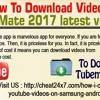 How To Download Videos On TubeMate 2017 latest version.mp3