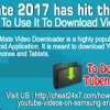 TubeMate 2017 has hit the stands, How To Use It to Download Videos.mp3