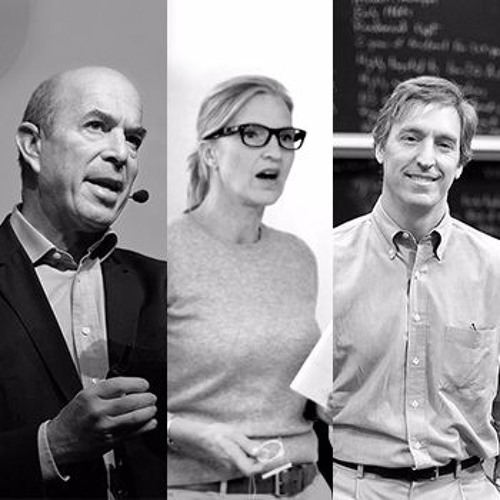 BBC Challenging Assumptions: Freakonomics' Steven Levitt, Economist Ian Goldin and Anne Lise Kjaer