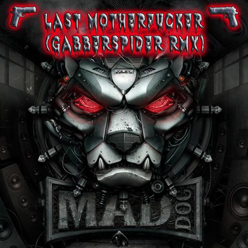 D.J. Mad Dog - Last Motherfucker (Gabberspider RMX)