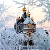 Semantron (flat bells) field recorded music, russian walla, distant traffic