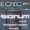 Signum - Transcend pres. The Fourth Birthday @ Union Club, London 2016-12-11 Artwork