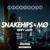 Snakehips & MØ – Don't Leave (instrumental)