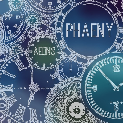 Phaeny - Aeons (Out January 30th!)