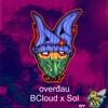 Overđau | BCloud x Sol「Lyrics」| D C O D