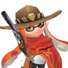 all mcree voice lines but spoken by an inkling