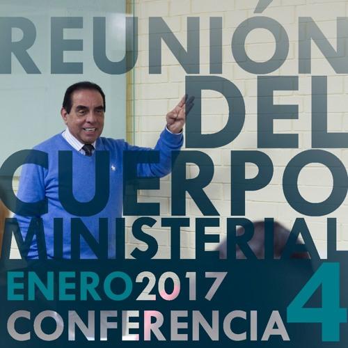 Reunión Cuerpo Ministerial Enero 2017. Conf. 4