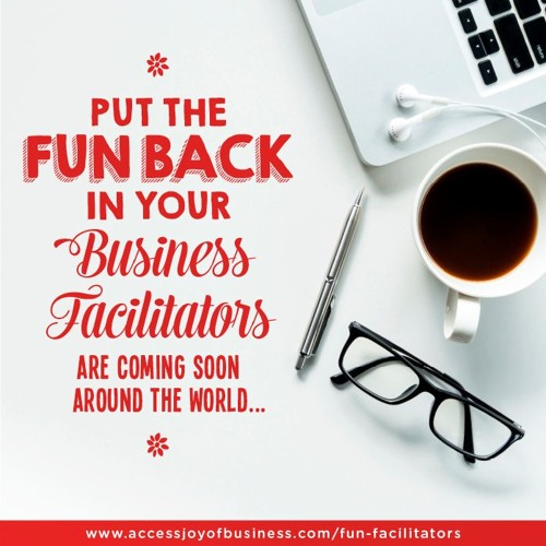 Put The Fun Back In Your Business