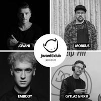 Jovani@club #455 (Jovani|Morkus|Embody|Gytlaz&Nix K)
