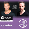 Loving Arms - DJ Factory (2017.01.04.) @ Radio 1
