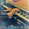 Never Give Up (Sia) Piano Cover | Finn M K