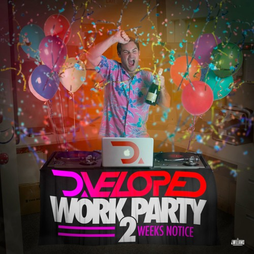 Work Party: 2 Weeks Notice