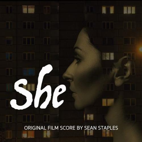 """She Original Score """"Glances Through a Window"""""""