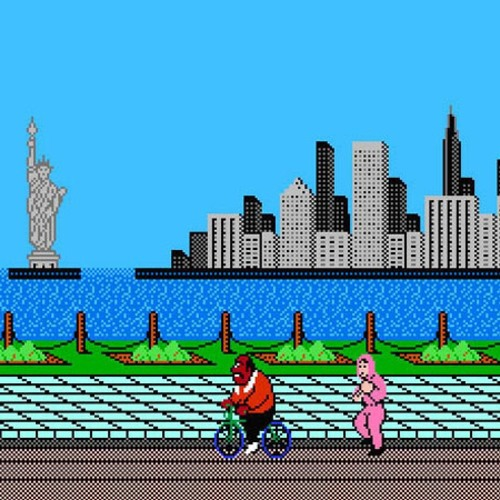 Rocky IV Training Montage (NES Cover)
