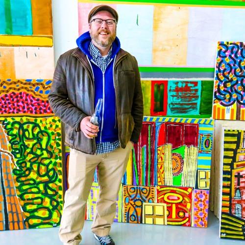 Interview with Sedalia painter Damon Freed