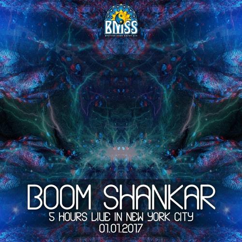 Boom Shankar - Live in New York City [5 Hour Set! 01.01.2017]