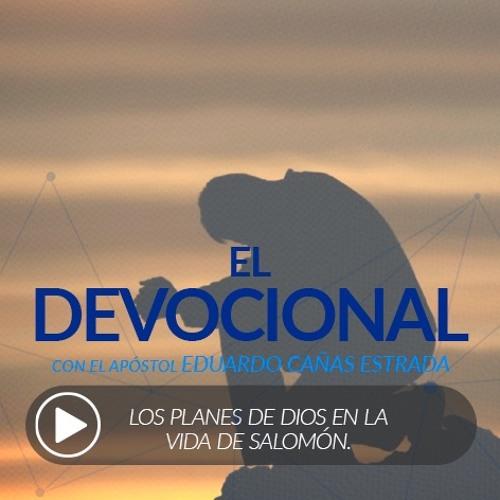 099 LOS PLANES DE DIOS EN LA VIDA DE SALOMON 19/01/2017