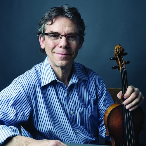 TSO Violin James Wallenberg shares memories from nearly 40 years with the Orchestra