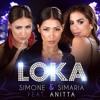 Simone e Simaria - Loka ft. Anitta Portada del disco