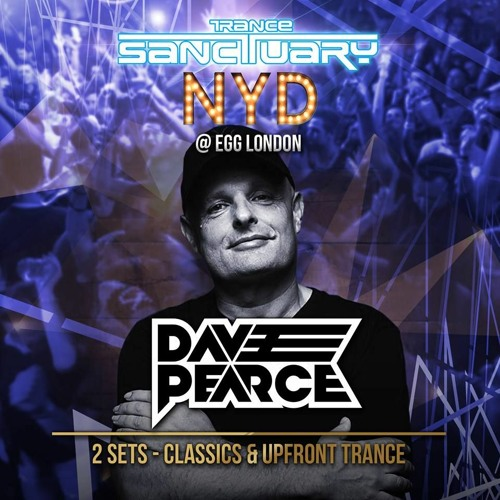 "Dave Pearce ""Classics Set"" Live from Trance Sanctuary NYD 2017"