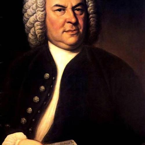 J.S.BACH - BWV 1069 ouverture - new mix