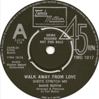 David Ruffin - Walk Away From Love (Shed's Summer Stretch Mix)