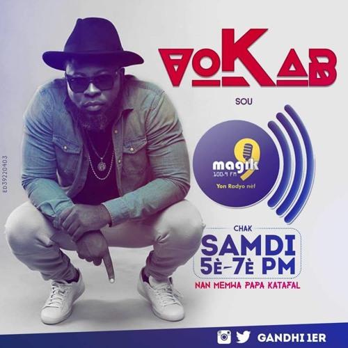 Vokab  Hiphop show 7 Jan 2016  -  Part2 guest Artist Fner - Freddy 2kondane