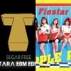 [House Mashup] T-ara (티아라) VS. Fiestar (피에스타) - Sugar Free & Apple Pie [Areia Remix]