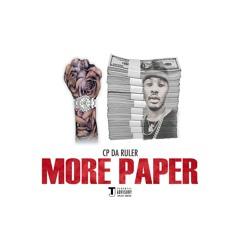 MORE PAPER PROD BY JONY BEATZ