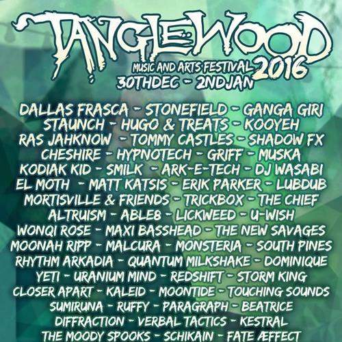 Fate Æffect - Tanglewood NYE Festival DJ set